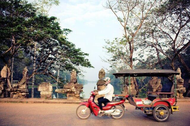 カンボジア就職/転職|仕事や生活面からメリット・デメリットを徹底解説!!