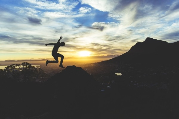 jumping-person-nature-mountains