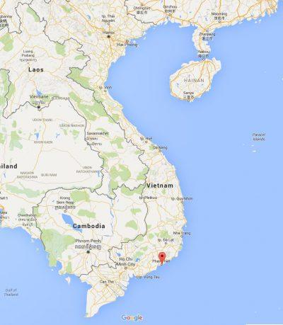 map of Muine01