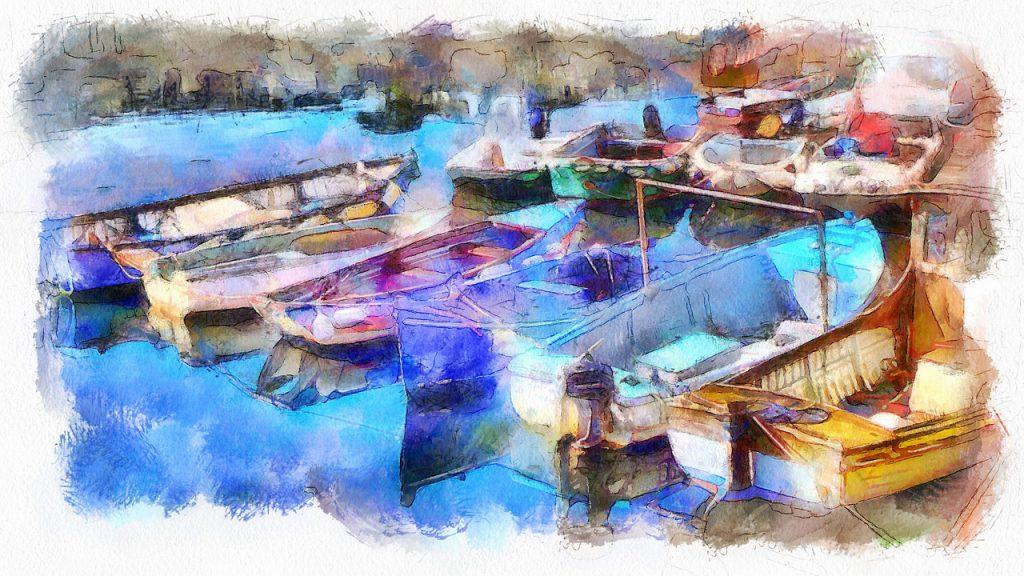 brixham-harbour-1406907_1280