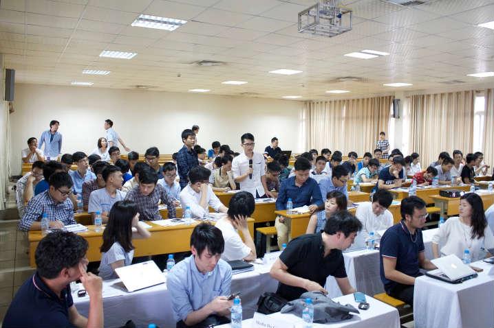 エンジニア、海外転職、ベトナム、フランジアベトナム、大学講師、1