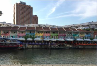 シンガポール、ブログ、衝撃的文化生活inシンガポール、4