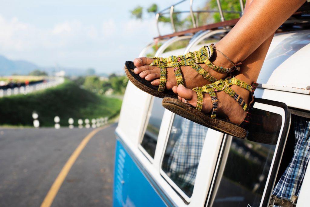 タイ、求人、旅行業、10