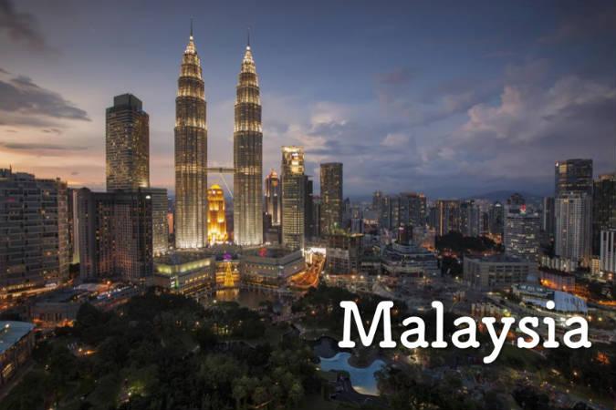 海外就職、マレーシア、町並み、現地採用