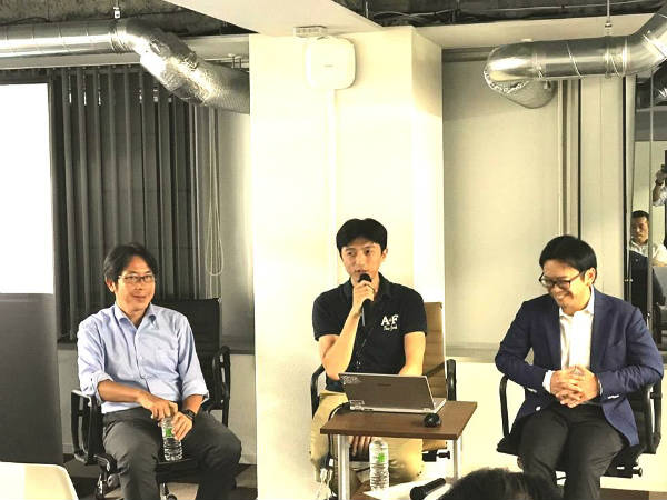 「クールジャパン機構とTokyo Otaku Modeが語る、海外展開の今と未来!」5
