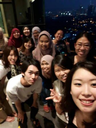 マレーシアの休日@コンドミニアム、1