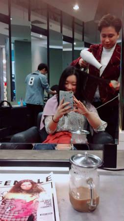 マレーシアの美容師はイケメン!