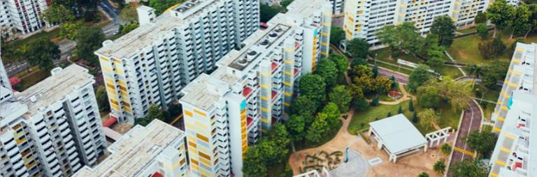 シンガポールの家賃や住宅事情
