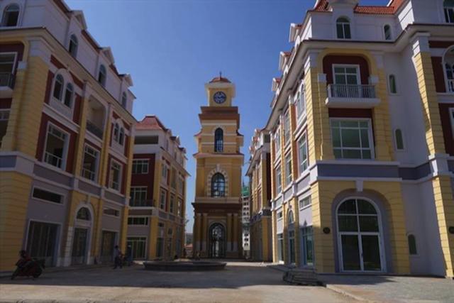 カンボジア現地のホテル・マンション