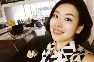 マレーシア就職した日本人女性