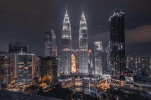 マレーシア都市