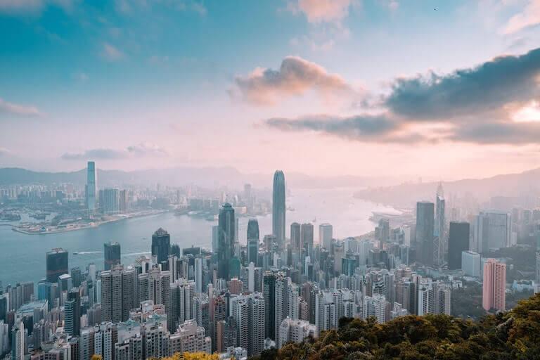 香港 都会