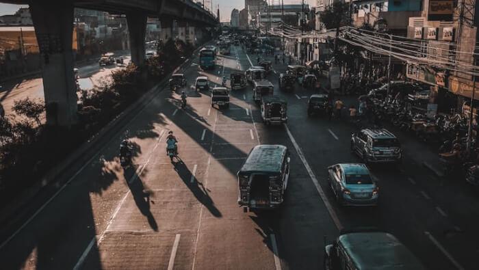 フィリピン 道路