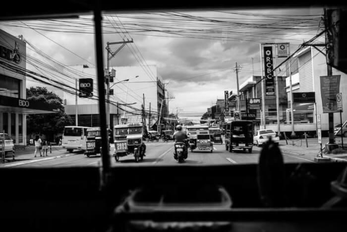 フィリピン 市街