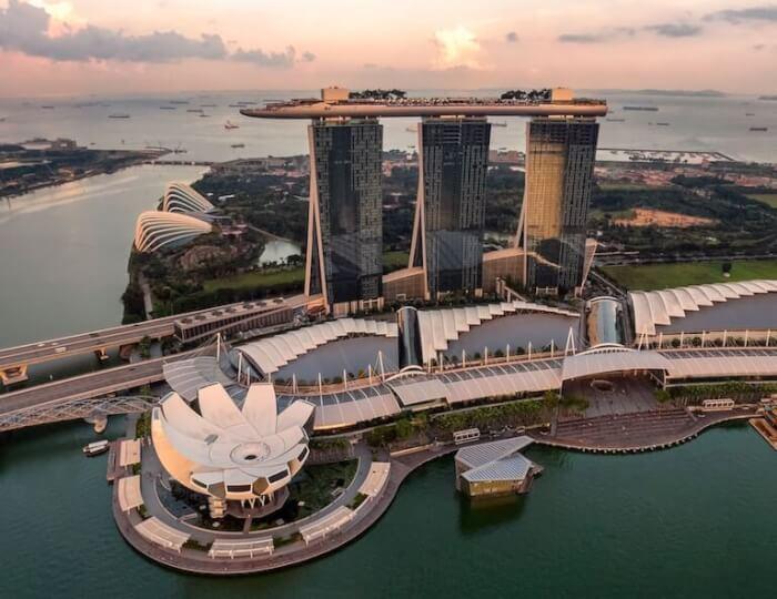 シンガポール 風景