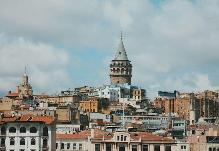 トルコ 街並み