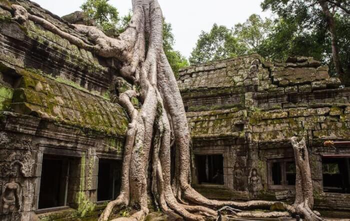 カンボジア 遺跡