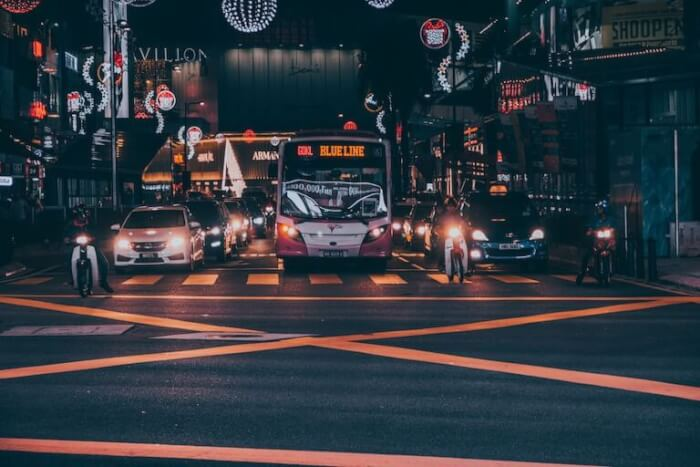 マレーシア 交通事情