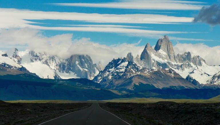 アルゼンチン 山岳