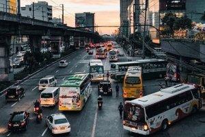 インドネシア 現地治安 交通渋滞