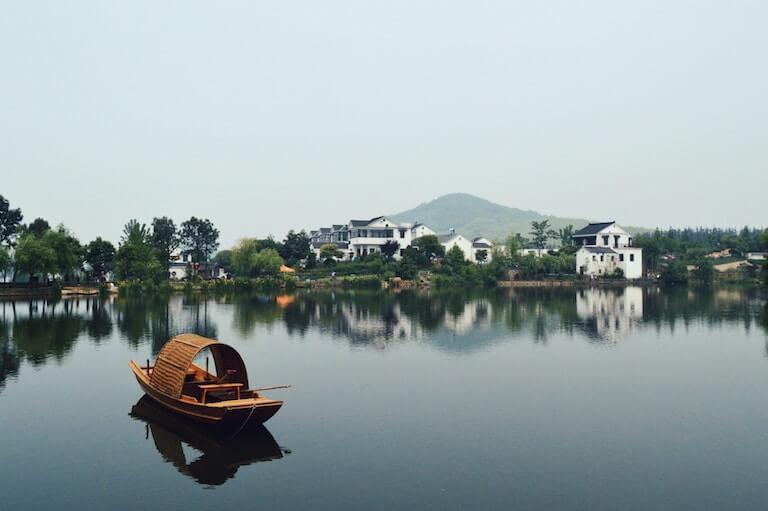中国 風景