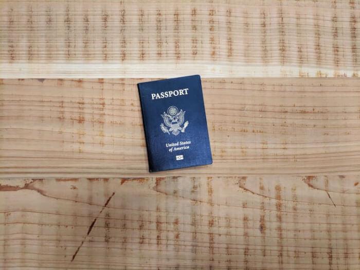 パスポート 海外転職