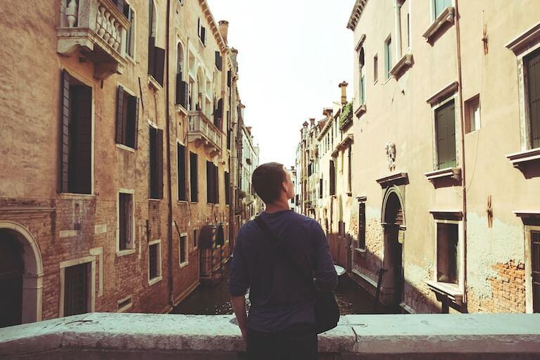 イタリア 街並み