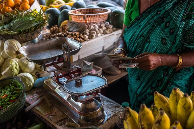 インド  市場