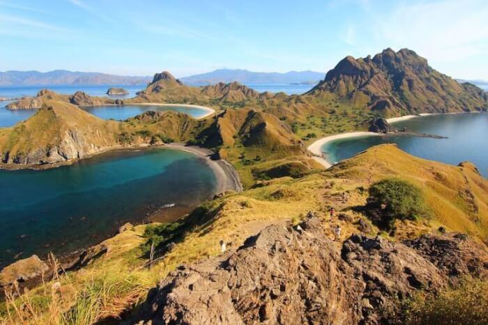インドネシア 絶景