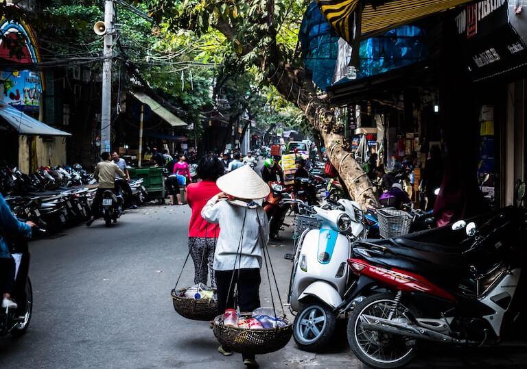 ベトナム 現地就職