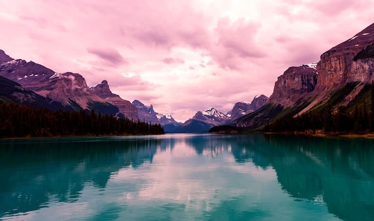 カナダ 絶景