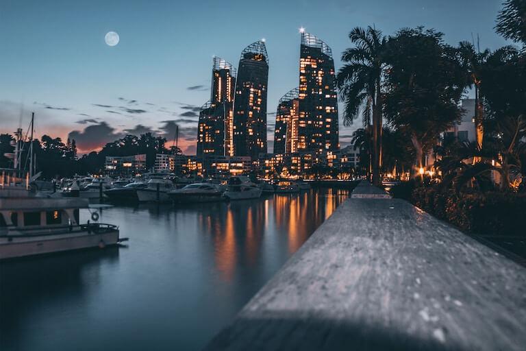 マレーシア 夜景
